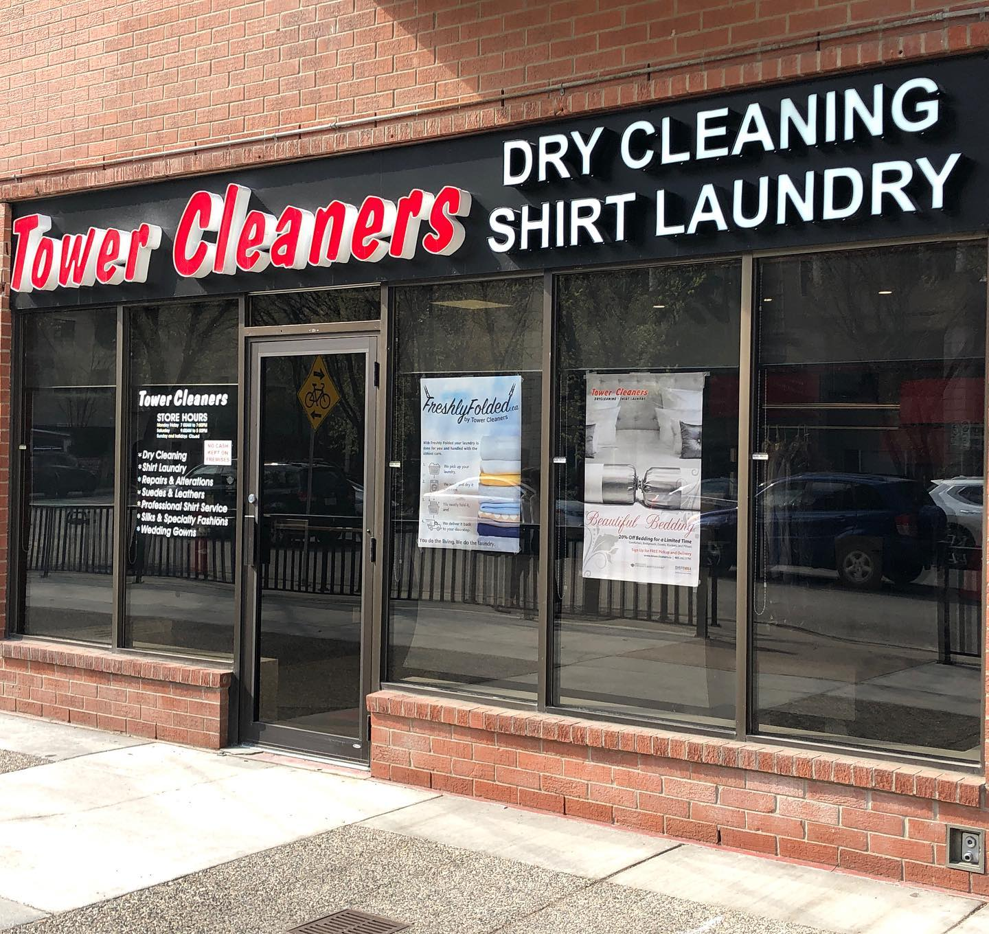 Eau Claire Tower Cleaners